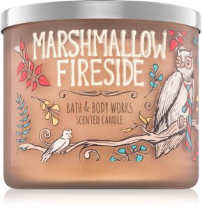 Bath & Body Works Marshmallow Fireside Αρωματικό κερί 411 γρ II.