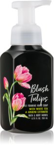 Bath & Body Works Blush Tulips schiuma detergente mani