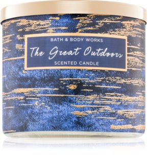 Bath & Body Works The Great Outdoors vela perfumada 411 g