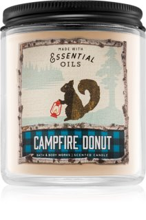 Bath & Body Works Campfire Donut Scented Candle 198 g I.