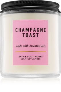 Bath & Body Works Champagne Toast ароматна свещ  198 гр. II.