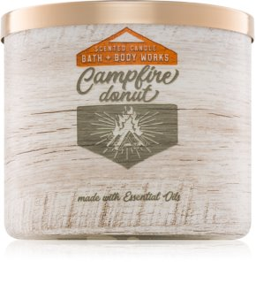 Bath & Body Works Campfire Donut Scented Candle 411 g II.