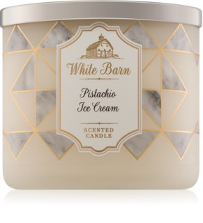 Bath & Body Works Pistachio Ice Cream Duftkerze  411 g