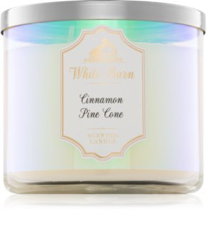 Bath & Body Works Cinnamon Pine Cone ароматна свещ  411 гр.