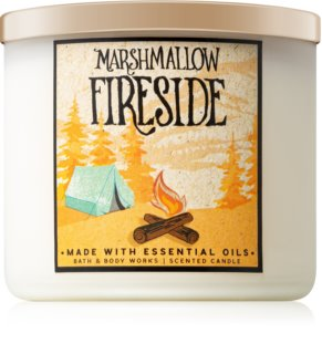 Bath & Body Works Marshmallow Fireside vonná svíčka 411 g II.