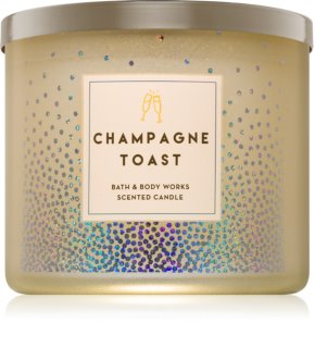 Bath & Body Works Champagne Toast ароматна свещ  411 гр.