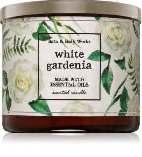 Bath & Body Works White Gardenia bougie parfumée