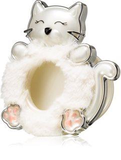 Bath & Body Works Fuzzy Kitty držák na vůni do auta   závěsný