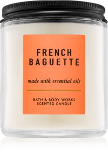 Bath & Body Works French Baguette vela perfumada 198 g I.