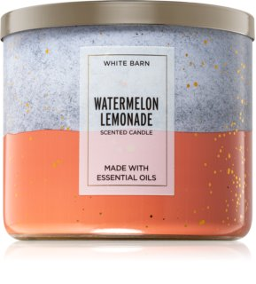 Bath & Body Works Watermelon Lemonade lumânare parfumată  IV. 411 g