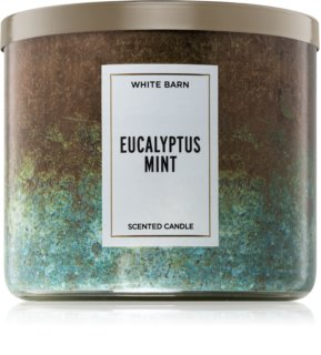 Bath & Body Works Eucalyptus Mint vela perfumada 411 g II.