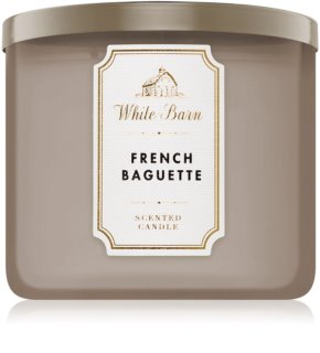 Bath & Body Works French Baguette Duftkerze  411 g