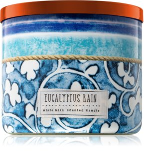 Bath & Body Works Eucalyptus Rain Duftkerze  411 g