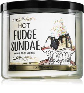 Bath & Body Works Hot Fudge Sundae vela perfumada