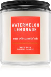 Bath & Body Works Watermelon Lemonade vela perfumada III. 198 g