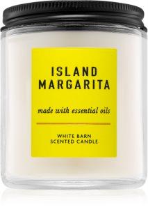 Bath & Body Works Island Margarita vonná sviečka 198 g II.