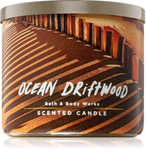 Bath & Body Works Ocean Driftwood Scented Candle 411 g