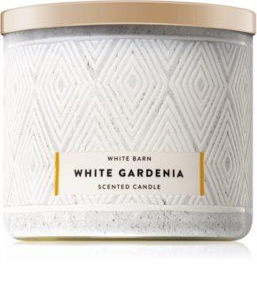 Bath & Body Works White Gardenia αρωματικό κερί Ι. 411 γρ