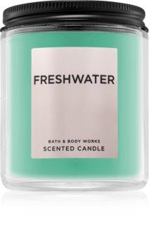 Bath & Body Works Freshwater świeczka zapachowa  198 g
