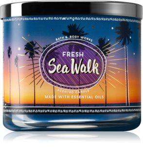 Bath & Body Works Fresh Sea Walk geurkaars