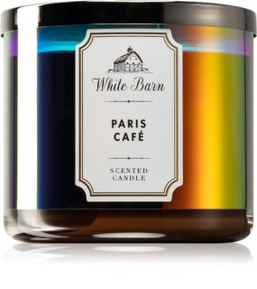 Bath & Body Works Paris Café scented candle II.