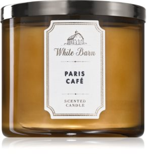 Bath & Body Works Paris Café scented candle III