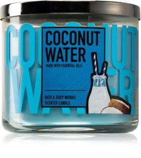 Bath & Body Works Coconut Water vonná svíčka 411 g