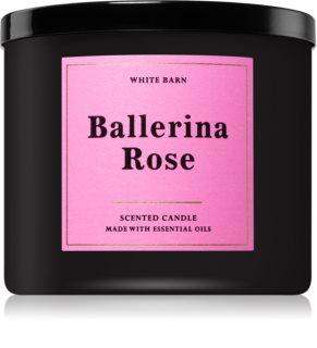 Bath & Body Works Ballerina Rose vela perfumada