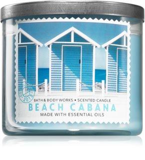 Bath & Body Works Beach Cabana vela perfumada