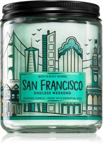 Bath & Body Works Endless Weekend bougie parfumée III.