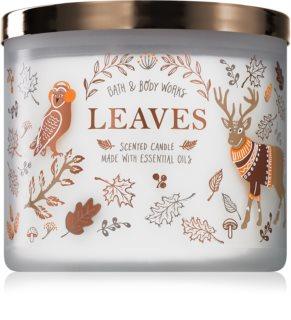 Bath & Body Works Leaves αρωματικό κερί