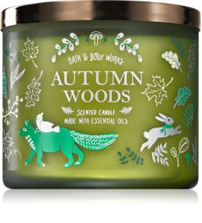 Bath & Body Works Autumn Woods αρωματικό κερί