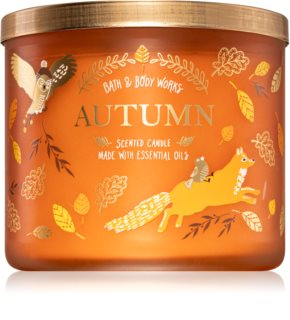 Bath & Body Works Autumn duftkerze