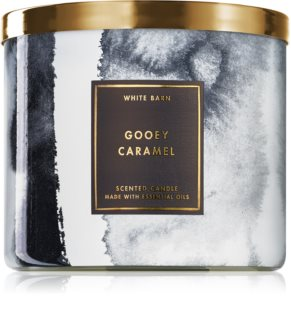 Bath & Body Works Gooey Caramel bougie parfumée I.