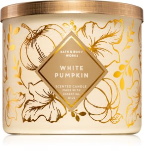 Bath & Body Works White Pumpkin ароматна свещ