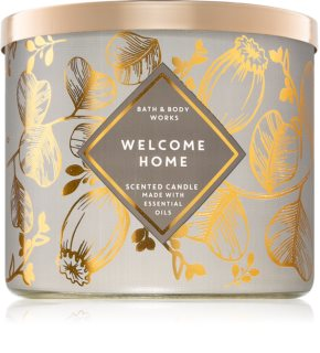 Bath & Body Works Welcome Home bougie parfumée