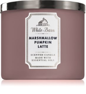 Bath & Body Works Marshmallow Pumpkin Latte αρωματικό κερί