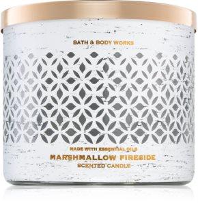 Bath & Body Works Marshmallow Fireside duftkerze  I.