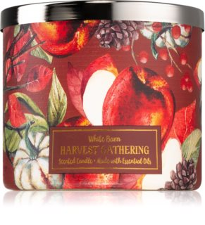 Bath & Body Works Harvest Gathering ароматна свещ  I.