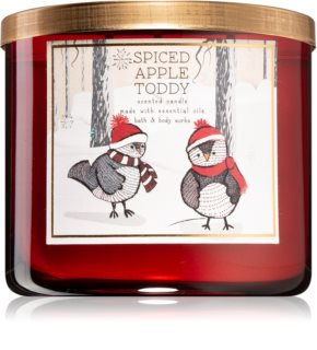 Bath & Body Works Spiced Apple Toddy bougie parfumée II.