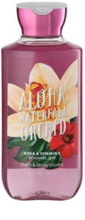 Bath & Body Works Aloha Waterfall Orchid гель для душу для жінок 295 мл