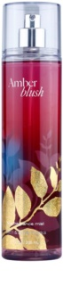 Bath & Body Works Amber Blush spray corporel pour femme 236 ml