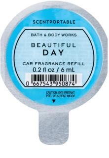 Bath & Body Works Beautiful Day Autoduft 6 ml Ersatzfüllung