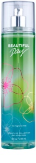 Bath & Body Works Beautiful Day tělový sprej pro ženy 236 ml