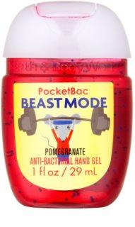 Bath & Body Works PocketBac Beastmode Pomegranate gel antibacteriano para manos