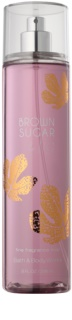 Bath & Body Works Brown Sugar and Fig spray corporel pour femme 236 ml