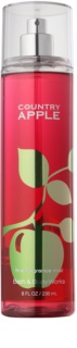 Bath & Body Works Country Apple tělový sprej pro ženy 236 ml