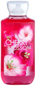 Bath & Body Works Cherry Blossom Duschgel für Damen 295 ml