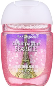 Bath & Body Works PocketBac Champagne Sparkle Antibacterial Hand Gel