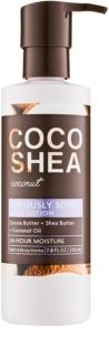 Bath & Body Works Cocoshea Coconut latte corpo per donna 230 ml